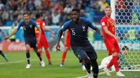 Frankrike til VM-finalen
