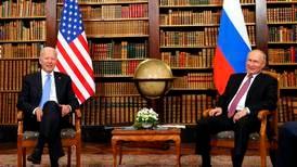 God tone mellom Putin og Biden