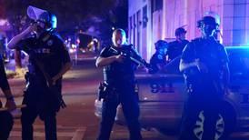 Noen skjøt to politifolk i USA