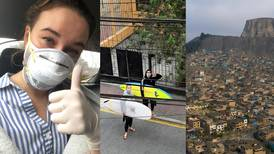 Martine opplever pandemien i Peru