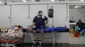 Folk dør i kø for å få hjelp på sykehus i Brasil