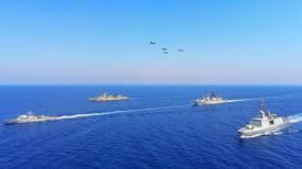 Hellas stiller krav før de vil snakke med Tyrkia