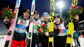 VM ble historisk for Norge