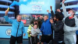 Manchester City feiret seriegull
