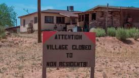 Bekymret for urfolk i USA