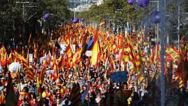 Spania tar over styringen av Catalonia