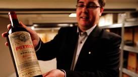 Denne vinflasken koster 32.000 kroner