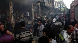 45 drept i angrep i Homs