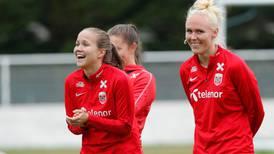 Gull til norske fotballspillere