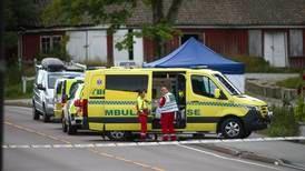 To politimenn mistenkt etter skyting i Sarpsborg