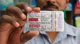 WHO dropper malaria-medisin mot korona