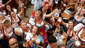 Ingen oktober-fest i Munchen