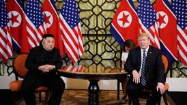 Toppmøtet ble avbrutt