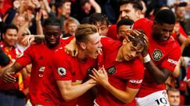 Drømmestart for Manchester United