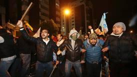 Krangler om valget i Ecuador
