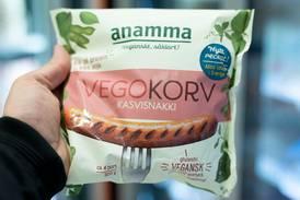 Sier ja til vegetar-pølse
