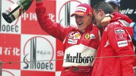 Skal lage film om livet til Michael Schumacher