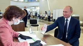 Putin vinner folkeavstemning