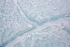 Gigantisk isfjell har løsnet fra Antarktis