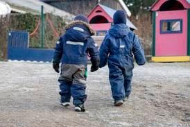 Færre adopterer fra utlandet
