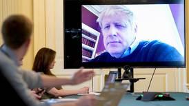 Boris Johnson behandles på intensiven