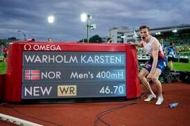 Ny verdensrekord