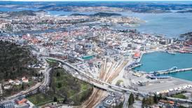 Utbrudd av korona i Kristiansand