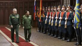 Myanmar er glade for å få kjøpe russiske våpen