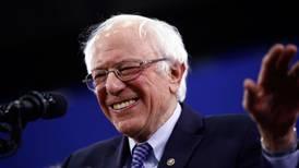 Bernie Sanders vinner