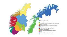 Slik blir det nye Norge