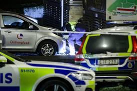 Ukjente personer skjøt to menn