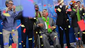 Moreno vant i Ecuador
