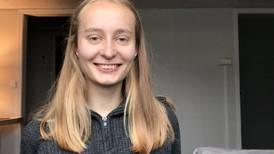Eli (21) startet skoleåret på karantenehotell