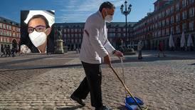 Madrid sliter uten turistene