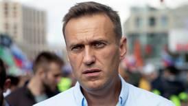 Navalnyj slutter å sulte seg