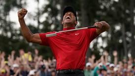 Satset penger på Tiger Woods