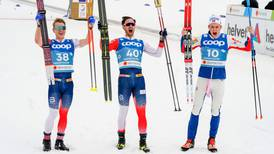 Norge tok alle medaljene