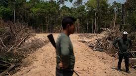 Kriminelle truer dem som vil redde regnskogen